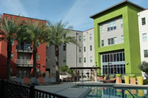 Regents University Apartments ~ Tempe, AZ